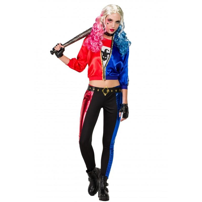 1221f4a33 Disfraz de Harley Quinn Mujer