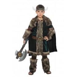 Disfraz de Vikingo Green Niño