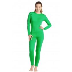 Mono Verde Spandex Mujer