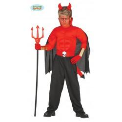 Disfraz de Diablo Musculoso