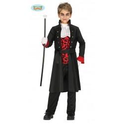 Disfraz de Vampiro Chaqueta Lujo