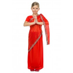Disfraz de Bollywood niña