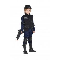 DISFRAZ DE POLICIA SWAT