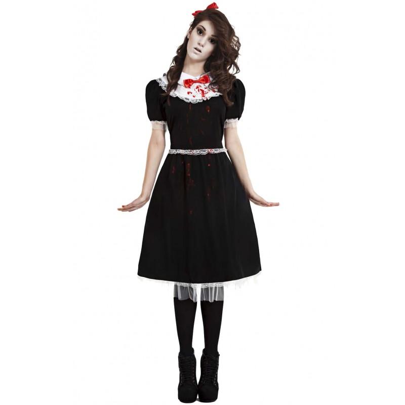 d7e4454bb Disfraz de Lolita Gótica