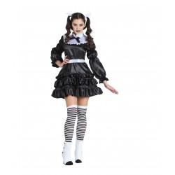 Disfraz de Lolita Gótica Adulta