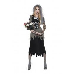 Disfraz de Novia Cadaver Adulta