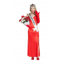 Disfraz de Miss Universo Mujer