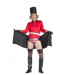 Disfraz de Guardia Ingles con Bandera Sorpresa