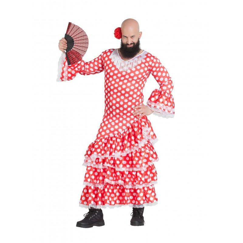 Disfraz de Sevillana Hombre