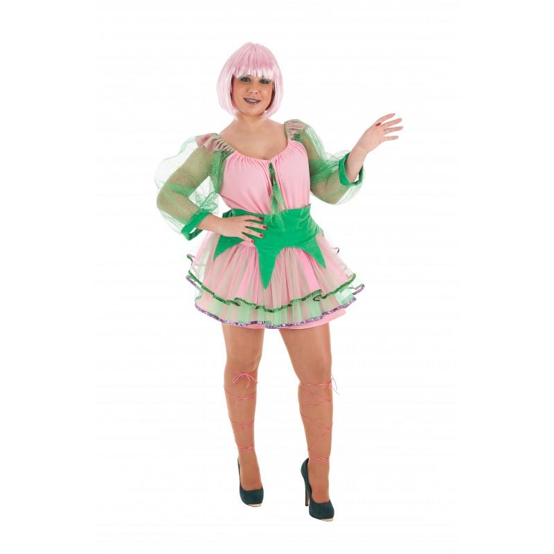 Disfraz de Ninfa Mujer