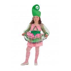 Disfraz de Ninfa Infantil
