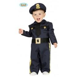 DISFRAZ DE POLICIA BABY