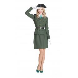 Guardia Civil Mujer