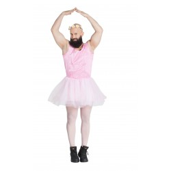 Disfraz de Bailarina Hombre