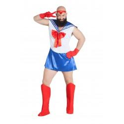 Disfraz de Sailor Man Hombre