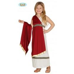 Disfraz de Romana Banda Granate