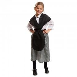 Disfraz de Castañera Infantil