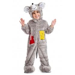 Disfraz de Ratón Peluche