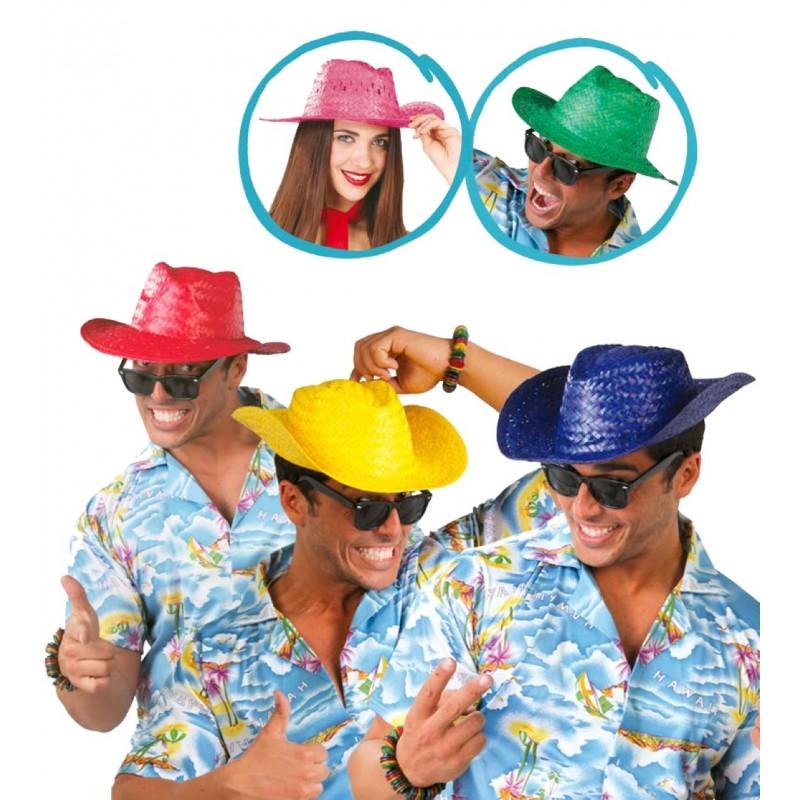 Sombrero Verano Colores