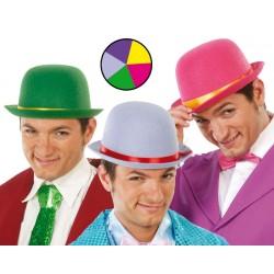 Bombín Payaso Colores