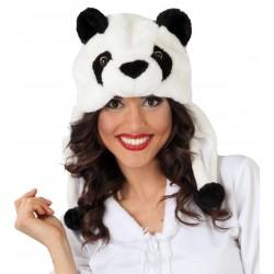 Gorro Cabeza Panda
