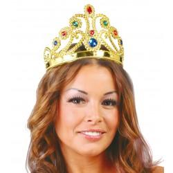 Corona Reina Oro