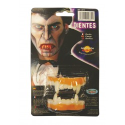 Dientes Vampiro Látex