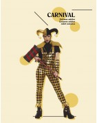 Femme de carnaval
